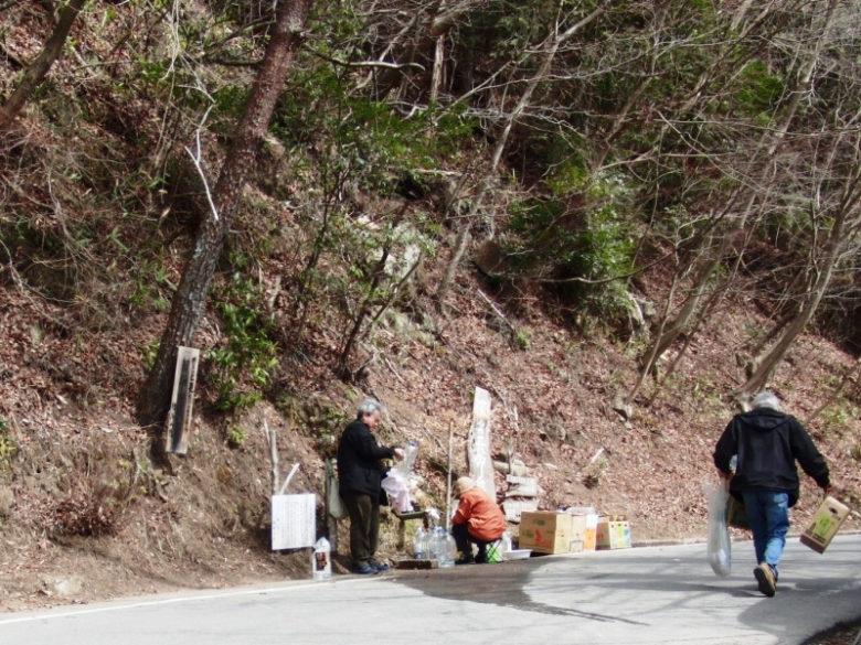 レッド イット ビー-深山の長命泉 2