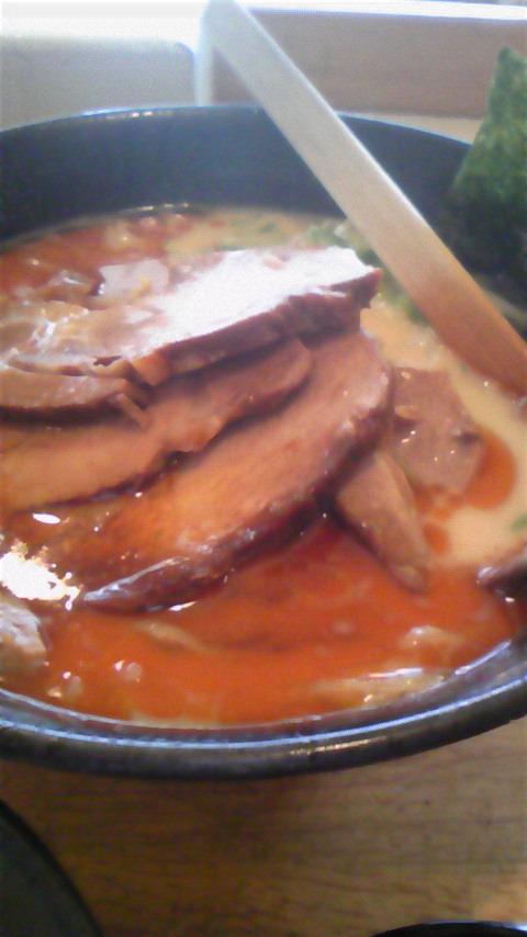 レッド イット ビー-黒麺